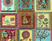 Love Fabric Panel