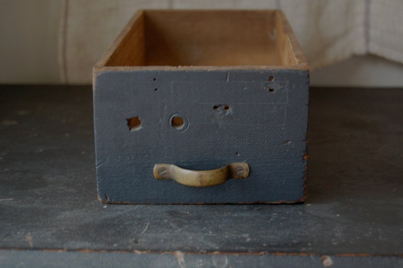 hardware store drawers