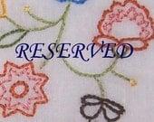RESERVED for Lanyapi