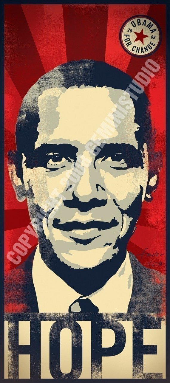 obama hope poster essay Get great obama hope poster art created by our amazing designers create your own personalized posters in high quality.