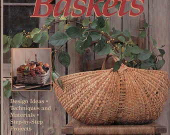 Baskets  by Kollath, Richard with Frew, Tim Decorating with Baskets
