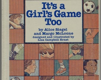 It's A Girl's Game Too - sports for girls