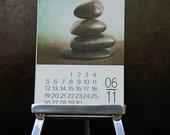 2011 Fine Art Desk Calendar 4x6
