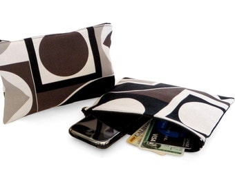 Maxfield Zippered Pouch