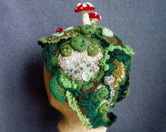 Deposit for Mossy Hat