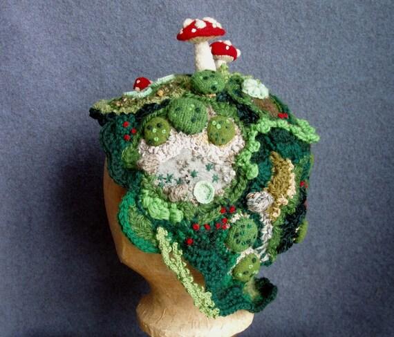 For Lily Sage Hat Deposit