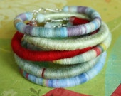 Soft Cotton Bracelet - Vegan