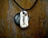 Dream Big Necklace With A Message