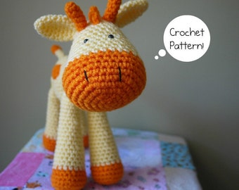 Grant the giraffe