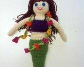 Custom Mermaid Doll