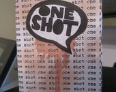 One Shot Zine