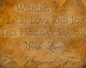 Payment Christmas