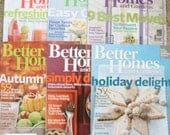 RESERVED FOR KypresjackDesigns - Better Homes and Gardens Magazine Lot