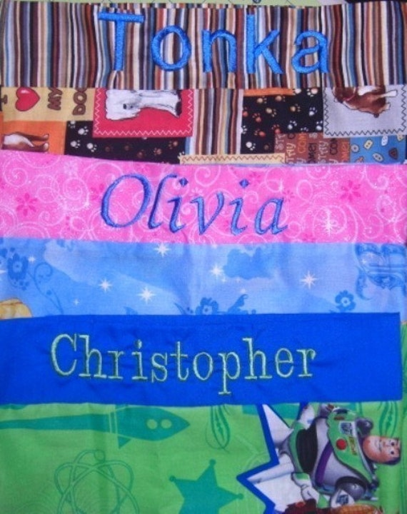 AD A Name to your Pillow Case