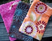 Mirror Pouch Custom Order for Paisley Peace