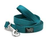"The Swan dog leash 4' long (3/4"" width)"