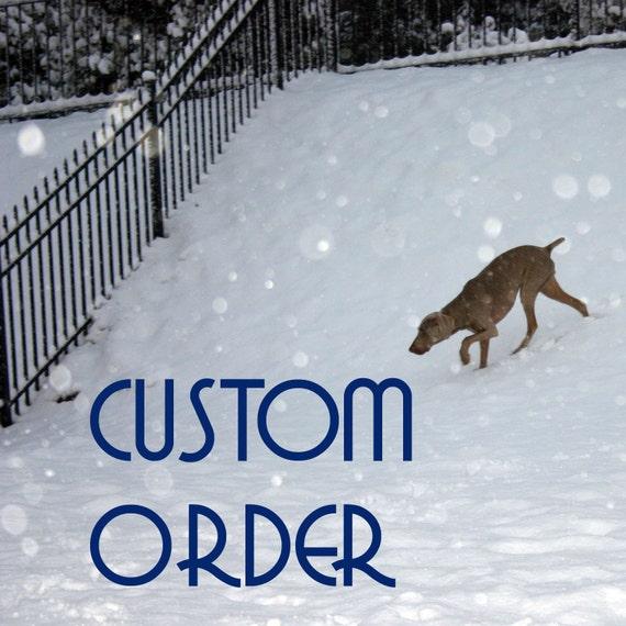 Custom Order for hasmith2