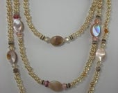 Hanalei Mother of Pearl Necklace