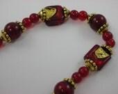 Rouge la Belle - Bracelet