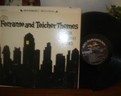 Ferrante and Teicher Themes From Broadway Shows Paramount LP Album