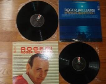 Roger Williams Special Request Kapp Records LP Vinyl Great Vintage Music Albums