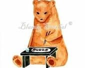 Sophisticated Bear
