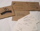 RESERVED listing for SarahJaye - deposit for sparrows wedding suite