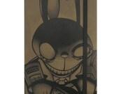 Bunny (Large Moleskine)