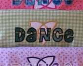 As Pink As Possible Girls 4T DANCE Pajama Pants RESERVED for PaisleyBaby