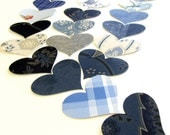 Love Is Blue ... 100 Fresh Heart Punches In Blues