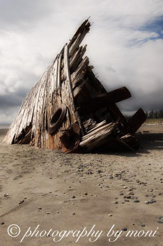 Shipwreck 8x10 Print