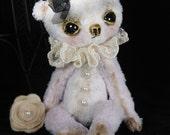 Clarabell Cupcake a teary eyed clown