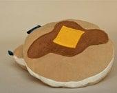 Pancake Plush