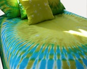 Tie Dyed Queen/Full Duvet Cover