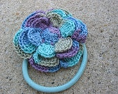 Crochet Ponytail -Large
