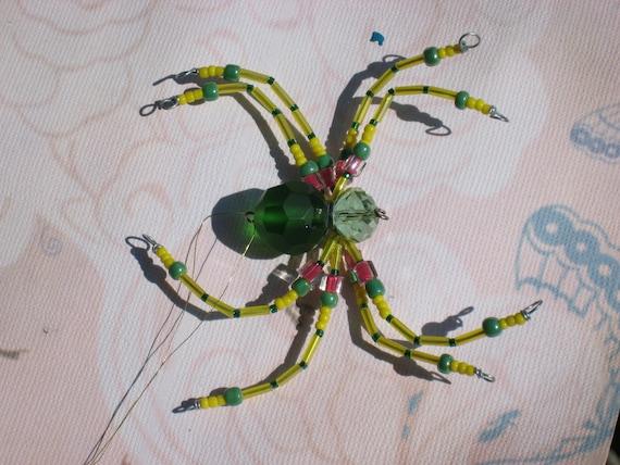 Garden  Spider  Ornament Sun catcher