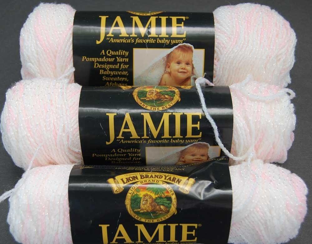 Jamie Baby Yarn Pink Print
