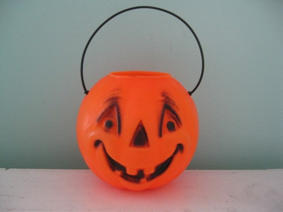 Halloween Candy Pail