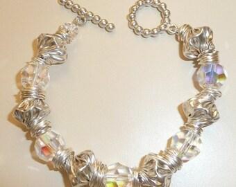 Sterling Silver Classic Elegance Bracelet
