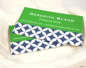 Calling Cards, Business cards, modern, geometric, mommy cards, personalized gift inserts