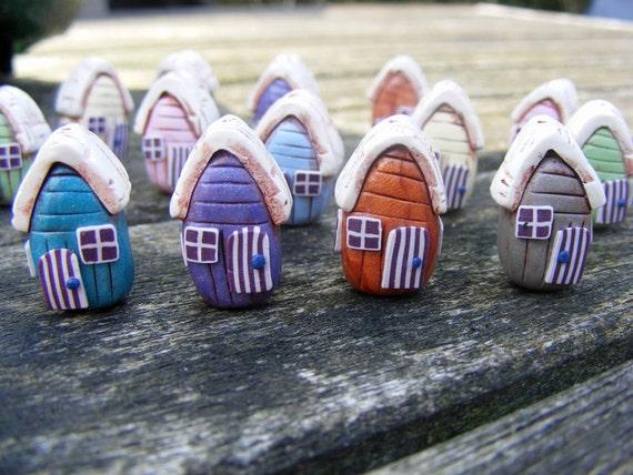 Beach Hut Bead - 4 new colours