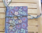 Art journal - flowered covered Junque Journal