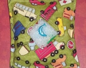 I Spy Bag - City Cars with Sewn on List and Picture Card