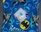 Batman I Spy Bag with sewn on list