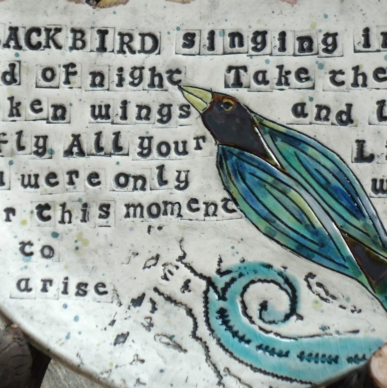 The Beatles - Blackbird (Rehearsal Take) - YouTube
