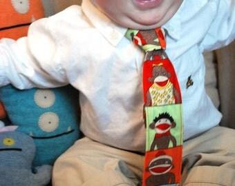 Little Businessman Baby Tie
