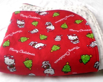 Hello Kitty Christmas Blanket  FREE US SHIPPING SALE