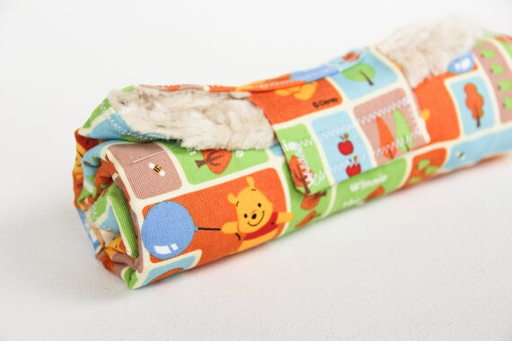 Winnie the Pooh Baby Changing Pad Gender Neutral Classic Pooh Made to Order