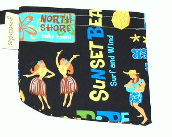 FREE OFFER Reusable Cotton Snack Bags / Tote with handle - Oahu Hawaii