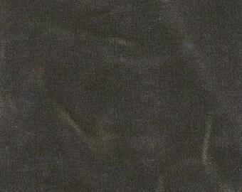 YARDAGE - ASHEN GREY - med weight waxed canvas